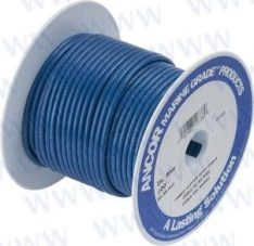 500' Tinned Copper Wire 18 AWG (0,8mm²)