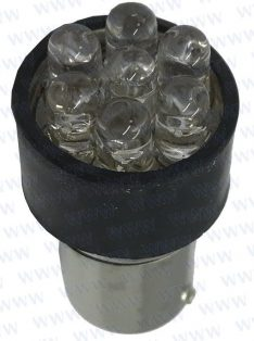 LED DOUBLE CONTACT BAYONET BASE