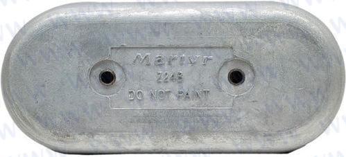 "ZN SEMI-STR. BOLT-ON 14""X6.2""X1"""