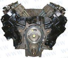 REBUILT ENGINES GM BLOCK