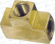 UNIVERSAL FITTING - TEE 1/4""