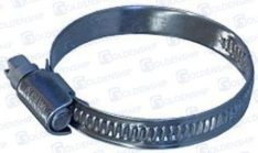 EMBOSSED WORM GEAR HOSE CLAMP 100-120 (P