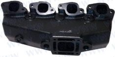 EXHAUST MANIFOLD MERCRUISER V8 - LONG BL