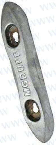 ZINC HULL ANODE BOLT ON ANODE 7KG