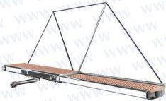 HYDRAULIC GATEWAY ONYX 2300 MM - 400 KG