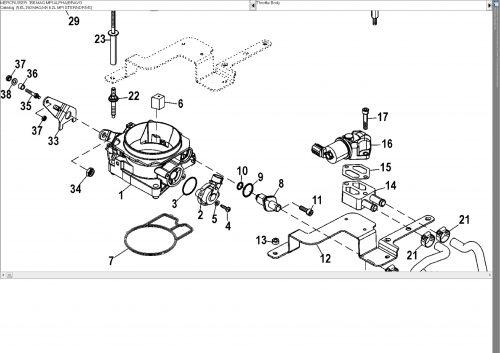 Mercury Electronic Parts Catalo-1