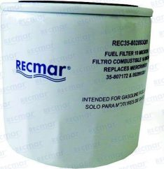 FUEL FILTER 10 MICRON 3-3/4""