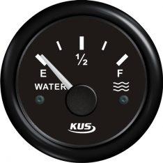 Kus tankmåler vand sort 0-190ohm 12/24v