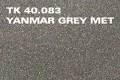 Spraymaling yanmar grey