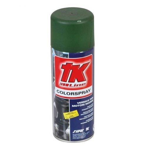 Spraymaling primer green
